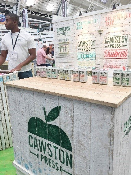 Top Insights From the Lunch Exhibition in London: From Coconut to Natural Live Cultures