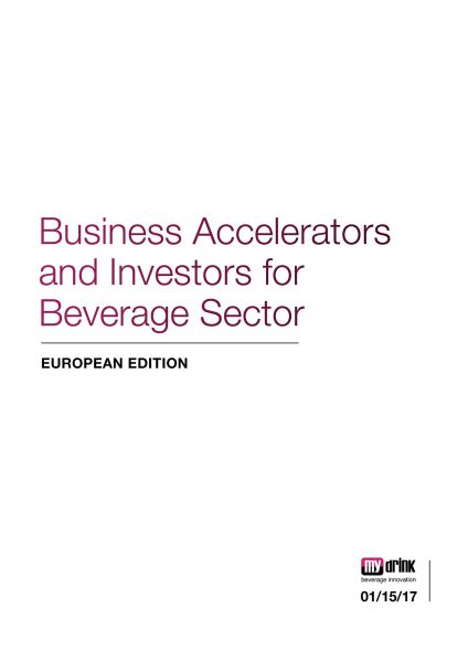 Top venture capital funds for Food and Beverage industry